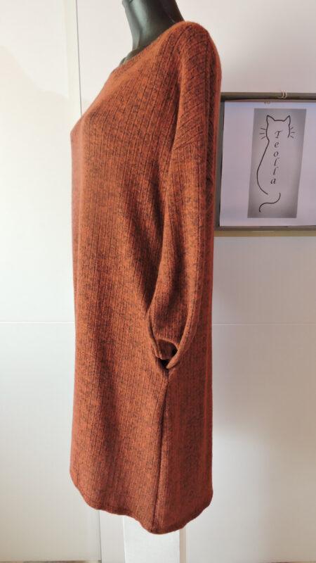 Haljina/tunika - smeđa