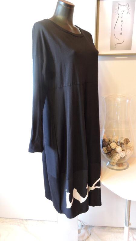 Haljina - crno