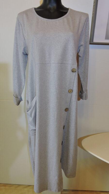Haljina - sivo